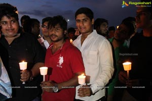Candle March Hyderabad