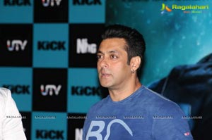 Kick Song Launch