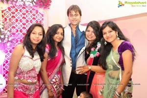 Indian Wedding Reception