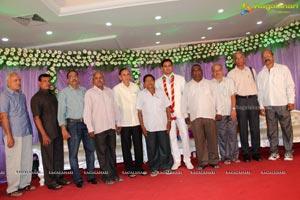 Shaik Rafi Wedding Ceremony