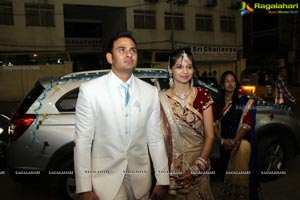 Shaik Rafi Wedding Ceremony