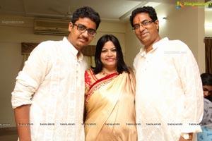 Sashi Nahata 24th Wedding Anniversary