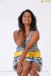 Indian Actress Isha Ranganath