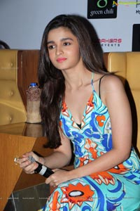 Indian Actress Alia Bhatt