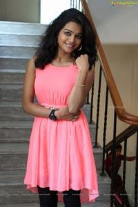 Hyderabad Heroine Maheshwari