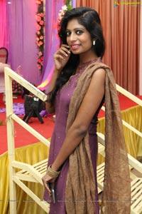Model Mounicaa Reddy