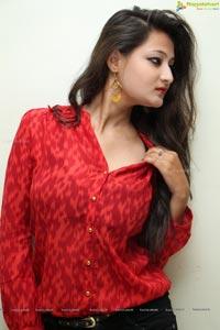Hyderabad Model Nilofer Haidry