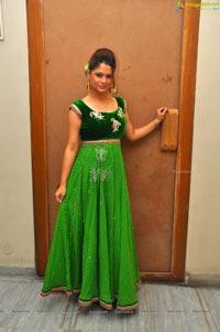 Anchor Shilpa Chakravarthy