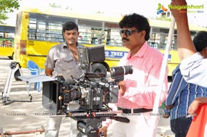 Aditya Working Stills