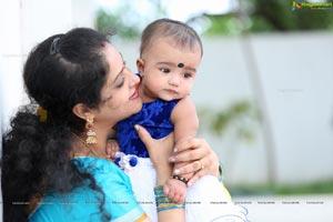 Raasi daughter Photos