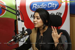 Charmme at Radio City