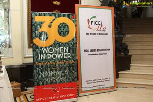 30 Women in Power - Their Voices Their Stories Book Launch