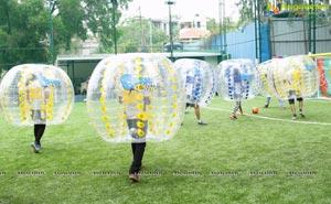 Bubble Soccer Hyderabad