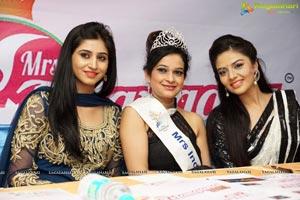 Mrs Telangana 2015