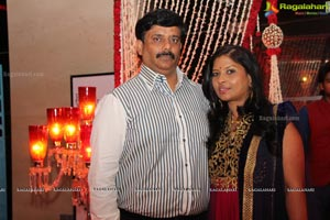 Sashi Nahata 25th Wedding