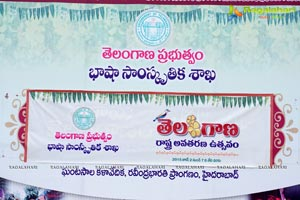 Telangana State Formation Celebrations
