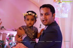 Tisha 1st Birthday
