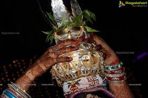 Vinay Ruchitha Wedding Reception