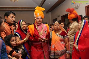 Vinay Ruchitha Wedding Reception