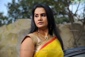 Telugu Character Artist Apoorva