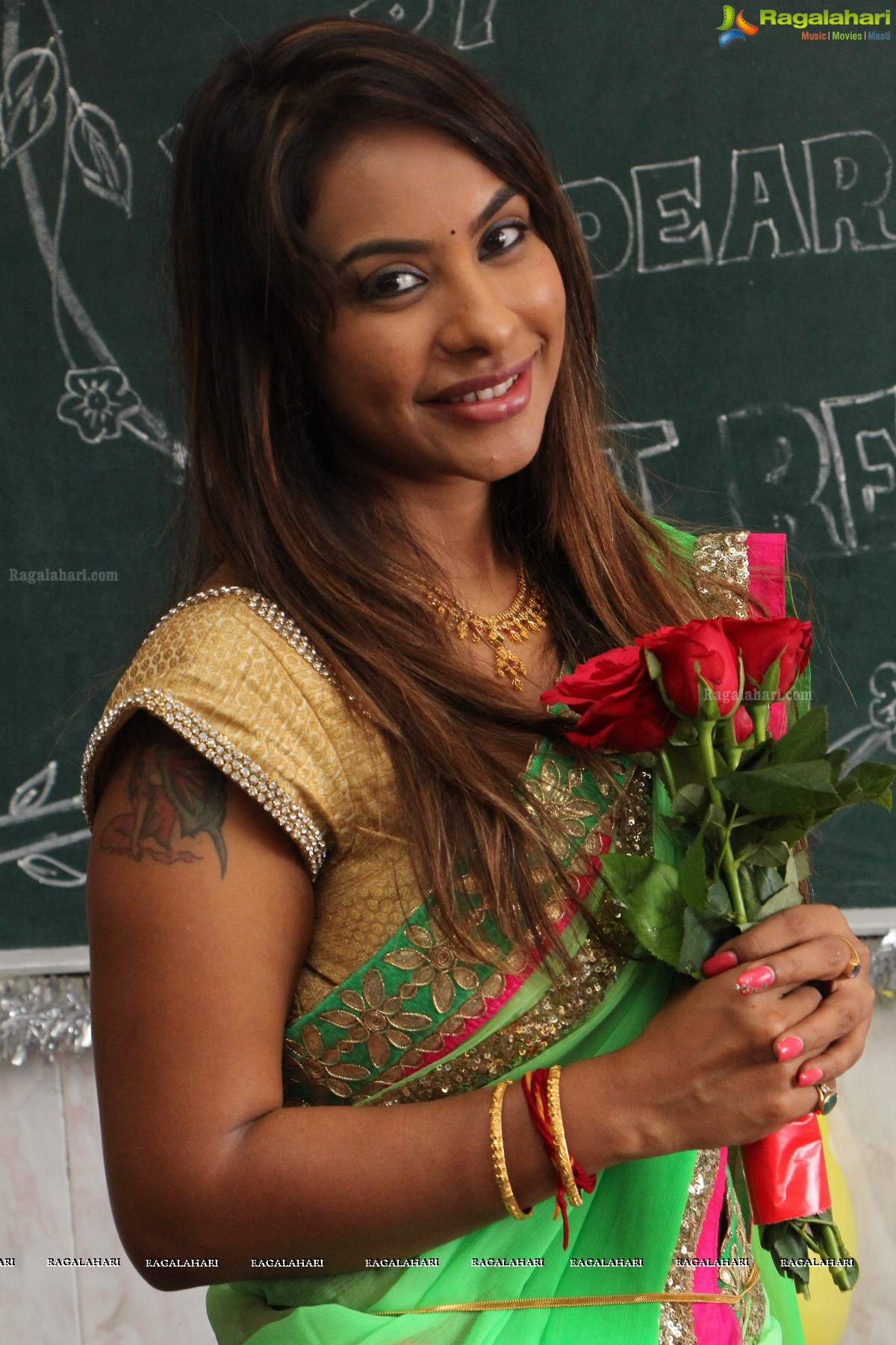 Sri Lekha Mallidi
