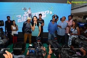 Selfie Raja 3rd Song Launch