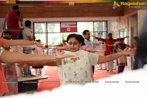 World Yoga Day Apollo Group