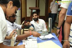 Hyderabad Talwars Blood Donation