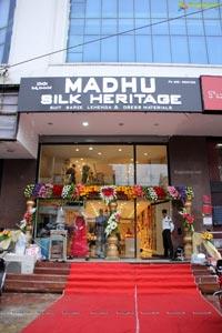Madhu Silk Heritage