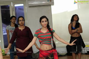 Meher Malik Belly Dance Tour of Asia