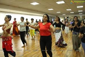 Meher Malik Belly Dance