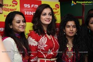 Dia Mirza Radio Mirchi Photos