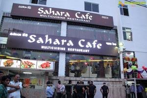 Sahara Cafe Hyderabad