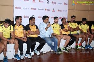 Telugu Titans Pro Kabaddi League
