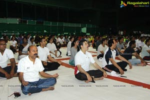 World Yoga Day Mansi Gulati