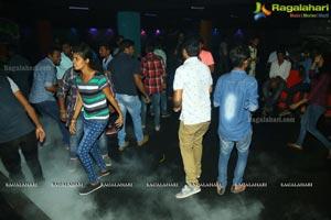 Neon Fog Party