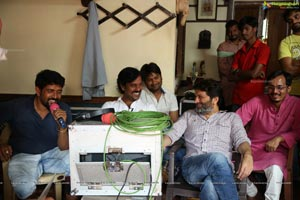 A Aa Working Stills