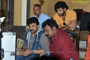 Chiranjeevi Khaidi 150 Working Stills