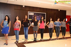 Miss India Beautiful 2017 Grooming Session