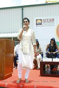 Gautami Tadimalla Youth Yoga
