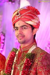 Kehtan Divya Wedding Reception