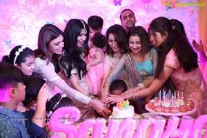 Sanayah 1st Birthday Iftar