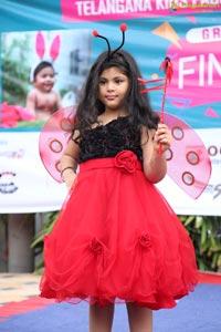 Saritha Krishna's Telangana Kids Fashion Hunt