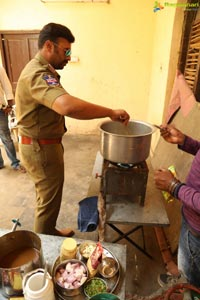 Nara Rohith Cooking Fish