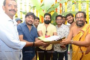 Sree Vishnu - Krishna Vijay L Film Muhurat