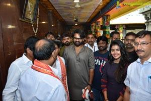 Tej I Love You Vijayawada Durga Temple