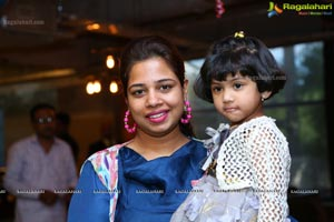 Aadya's 3rd birthday party