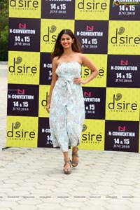 D'sire Exhibition Curtain Raiser