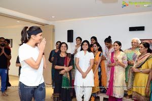 Lakshmi Manchu Hatam Yoga Studio