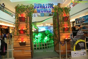 The Jurassic World Experience